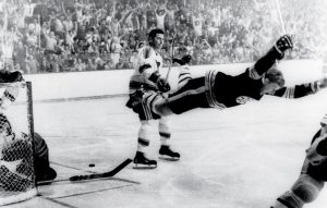 Bobby Orr the goal - Happy Birthday Bobby Orr