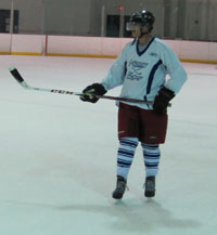Dan OConnell - Sperry Hockey