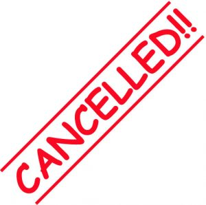 Sperry Hockey Game Cancelled Saturday September 28