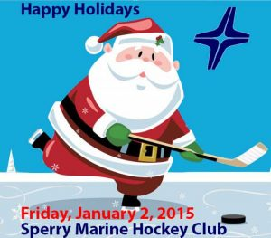 Sperry Hockey Friday January 2 2015