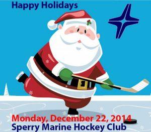Sperry Hockey Monday December 22 2014